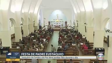 Hoje é dia de Padre Eustáquio - O missionário dedicou a vida aos pobres e aos doentes. Até hoje uma multidão vai até o santuário dedicado a ele em Belo Horizonte em busca de cura.