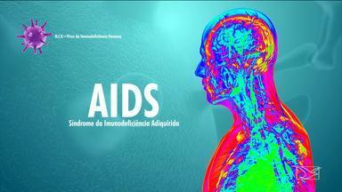 Aumenta o número de casos de HIV entre os maranhenses - Este ano, só em São Luís, foram 90 novos casos registrados nos primeiros seis meses do ano.