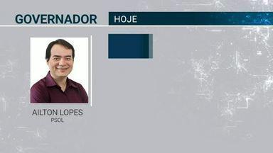 Confira a agenda dos candidatos ao governo do Ceará nesta quinta (30) - Saiba mais em g1.com.br/ce