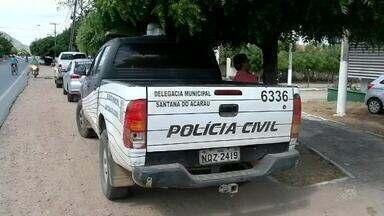 Assassinato de homem por prefeito choca comunidade em Santana do Acaraú - Saiba mais em g1.com.br/ce
