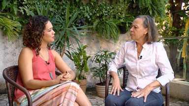 Paisagista ensina a fazer um jardim vertical - Paisagista ensina a fazer um jardim vertical