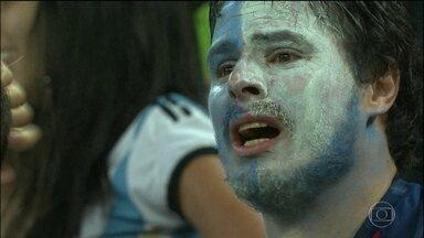 Crise sem fim! Jejum, problemas internos e confusões marcam momento da Argentina - Crise sem fim! Jejum, problemas internos e confusões marcam momento da Argentina.