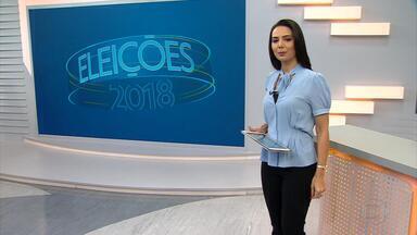Veja a agenda desta segunda-feira dos candidatos a governador de Minas Gerais - Candidatos têm reunião, evento e dão entrevista à imprensa.