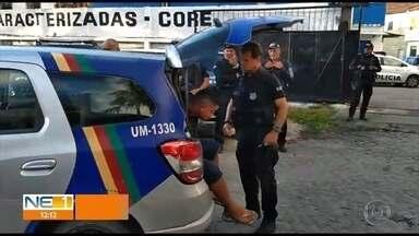 Integrantes de torcidas organizadas suspeitos de crimes são presos em operação no Recife - Polícia Civil cumpriu mandados de prisão nesta segunda-feira (3)