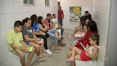 Mesmo após fim da campanha, crianças continuam a serem vacinadas em Fortaleza - Saiba mais em g1.com.br/ce