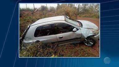 Rapaz morre vítima de acidente de trânsito em Euclides da Cunha Paulista - Jovem, de 22 anos, chegou a ser socorrido, mas não resistiu aos ferimentos.