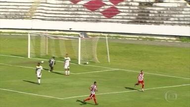Náutico vence o Timbaúba em jogo da Série A2 do Pernambucano - Alvirrubro participa da competição nesta primeira fase do evento e manda seus jogos no Arruda
