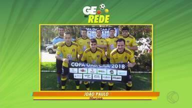 GE na Rede tem destaque para futebol amador e corrida - Muriaé, Juiz de Fora, Miraí e Viçosa aparecem na telinha