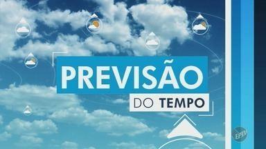 Confira a previsão do tempo para esta terça-feira nas cidades da região - Sem previsão de chuva, Campinas tem máxima de 21ºC.