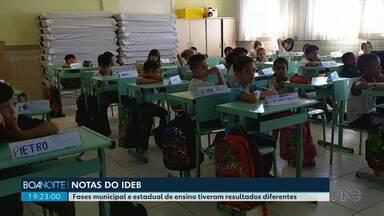 Saem os números do Ideb - Índice de Desenvolvimento da Educação Básica - Em Maringá, educação municipal e estadual tem resultados diferentes