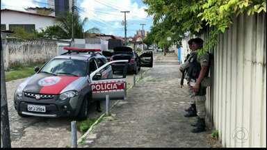 JPB2JP: Tiroteio durante roubo de malote no bairro da Torre em João Pessoa - Dinheiro seria entregue a uma instituição financeira.