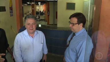 Anthony Garotinho (PRP) visita Delegacia de São Cristóvão, no RJ - Assista a seguir.