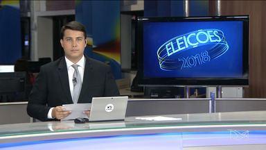 Confira as atividades de campanha de candidatos ao governo nesta segunda (3) - TV Mirante acompanha o dia a dia dos candidatos ao governo do Maranhão.