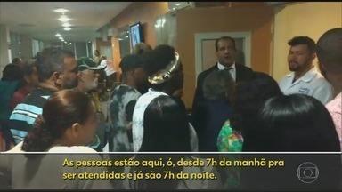 RJ1 - Íntegra 05 Setembro 2018 - O telejornal, apresentado por Mariana Gross, exibe as principais notícias do Rio, com prestação de serviço e previsão do tempo.