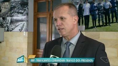 Traficantes comandam tráfico dentro dos presídios no ES, diz denúncia do MP - Governo tenta dar respostas na guerra contra o tráfico.