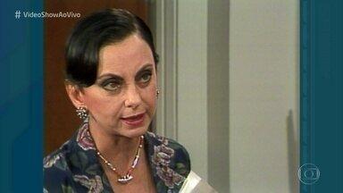 Reveja Beatriz Segall na novela 'Água Viva' - Atriz morreu nesta quarta, 5/9, aos 92 anos