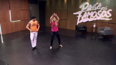 Veja como foram os ensaios de Dani Calabresa! - Atriz é participante do 'Dança dos Famosos 2018'