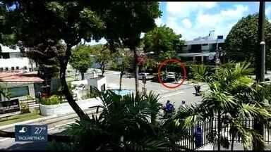 Moradores de Setúbal, no bairro de Boa Viagem, reclamam da violência na região - População se sente insegura na área da Zona Sul do Recife.
