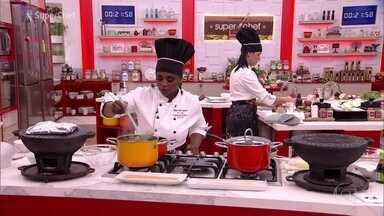 Veja como foi a Prova de Imunidade 'Quatro Estações' - Participantes do 'Super Chef Celebridades' são desafiados com quatro itens obrigatórios em caixas representando as estações do ano. Veja como eles se saíram!