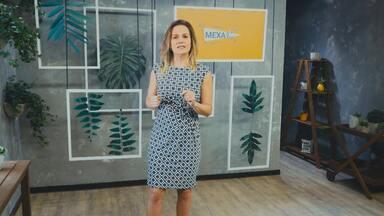 MEXA C - EPISÓDIO 2: Queda de cabelo com Dra. Maraya Mainardi - No segundo episódio do quadro 'Mexa C', a dermatologista e pediatra Maraya Mainardi fala sobre queda de cabelo.