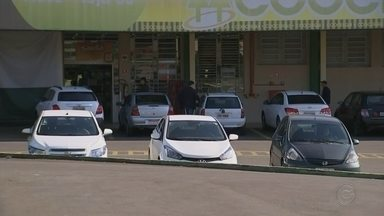 Quadrilha armada rende funcionários e assalta cooperativa em Tietê - Suspeita é de que seja o mesmo grupo que roubou um supermercado em Cerquilho (SP) no início da semana. Ninguém ficou ferido.