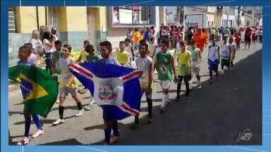 Desfile do 7 de Setembro em Iguatu - Desfile do 7 de Setembro em Iguatu.