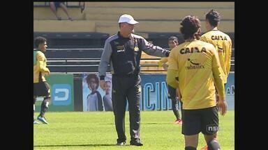 Criciúma recebe o Fortaleza no Heriberto Hülse; Rodrigo Faraco analisa desafio do Tigre - Criciúma recebe o Fortaleza no Heriberto Hülse; Rodrigo Faraco analisa desafio do Tigre