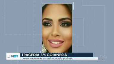 Jovem cadeirante é morta em Goianésia - Padrasto é suspeito do crime.