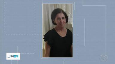 Idosa desaparece após sair de casa, em Goiânia - Família pede ajuda para encontrar senhora de 75 anos.