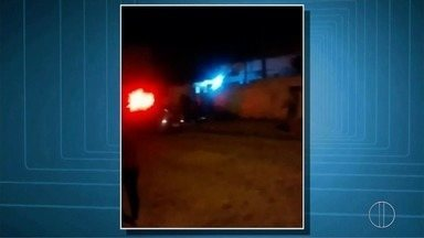 Quatro pessoas são mortas e uma é baleada em Campos, no RJ - Assista a seguir.
