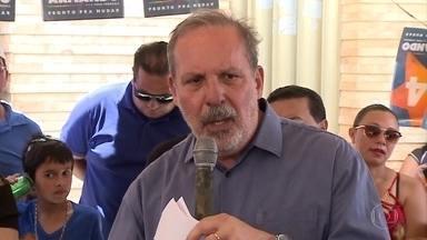 Armando Monteiro pretende dar intentivo no ICMS às cidades de PE - Canditado do PTB ao governo estadual também afirmou, em Calumbi no domingo (9), que melhorar rodovias estaduais é uma proposta prioritária.