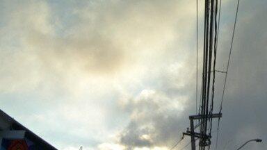 Segunda-feira terá sol entre nuvens - Máximas no Alto Tietê deve chegar a 24 graus.
