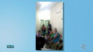 Pacientes reclamam da lotação em UPAs de Campo Grande no fim de semana - Teve gente que saiu da unidade de saúde sem ser atendida.