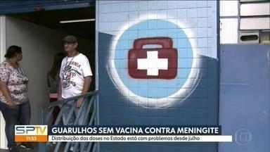SP1 - Edição de segunda-feira, 10/09/2018 - Uso de vagas especiais dentro de estabelecimentos comercial geram 3,5 mil multas. Falta vacina contra meningite em Guarulhos. E mais as notícias da manhã.
