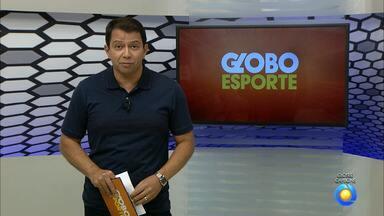 Confira na íntegra o Globo Esporte PB desta segunda-feira (10.09.18) - Kako Marques apresenta os principais destaques do esporte paraibano