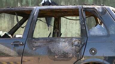 Vizinhos evitam tragédia em Foz do Iguaçu - Eles impediram que um homem queimasse a ex esposa.