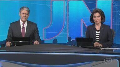 Jornal Nacional, Íntegra 10/09/2018 - As principais notícias do Brasil e do mundo, com apresentação de William Bonner e Renata Vasconcellos.