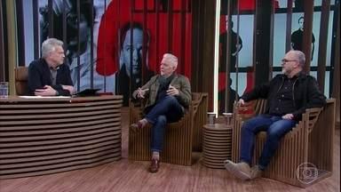 JR Duran e Bob Wolfenson falam sobre transição da foto analógico para a digital - Fotógrafos comentam algumas de suas fotos icônicas
