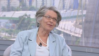 Veja entrevista com Professora Lisete, candidata ao governo paulista pelo PSOL - Candidata falou sobre suas propostas de governo.