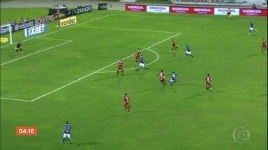 Vila Nova vence o CSA por 2 a 1 pela série B do Brasileirão - Confira os lances das partidas.