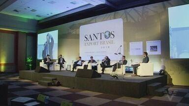 16ª edição do Santos Export debate o crescimento do Porto de Santos - Entidades e empresários do setor participaram de mais essa edição do fórum.