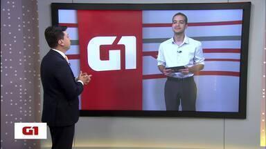G1 no BDDF: Brasília ganha novo voo direto para Argentina - Rota será seis vezes por semana. Nesta quinta, entrevista é com a candidata Eliana Pedrosa, do PROS.