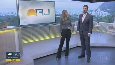 Bom Dia Rio - Íntegra 13 Setembro 2018 - As primeiras notícias do Rio de Janeiro, apresentadas por Flávio Fachel, com prestação de serviço, boletins de trânsito e previsão do tempo.