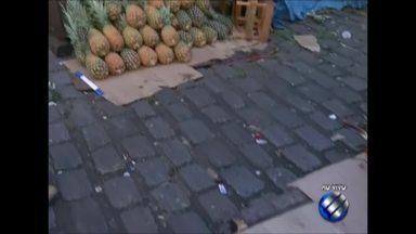 Quadro 'Dia de feira' falou sobre o preço do abacaxi - Final do mês de setembro começa a safra da fruta.