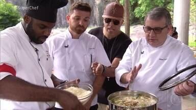Duplas tiveram que cozinhar para 60 pessoas - Prova exigiu tranquilidade e organização dos participantes