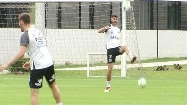 Defesa do Santos não leva gol há sete jogos - Defesa do Santos não leva gol há sete jogos