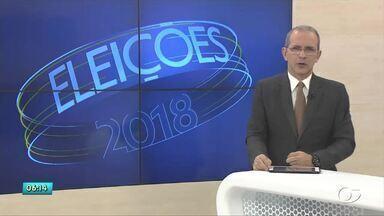 Confira a agenda dos candidatos ao governo do estado nesta sexta-feira - Confira a reportagem.