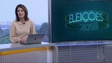 Veja a agenda dos candidatos ao governo do Rio de Janeiro nesta sexta-feira (14) - Veja a agenda dos candidatos ao governo do Rio de Janeiro nesta sexta-feira (14)