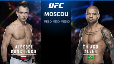 Thiago Alves x Alexey Kunchenko