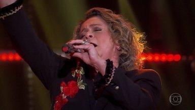 """Fafy Siqueira canta """"Eu Sei de Cor"""" - A atriz recebe elogios dos especialistas pela bela apresentação no palco do 'PopStar'"""